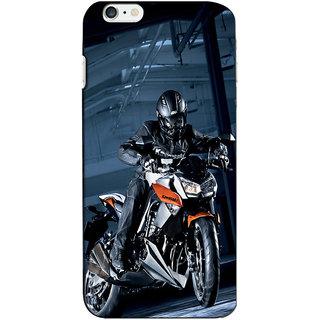Instyler Premium Digital Printed 3D Back Cover For Apple I Phone 6S 3DIP6SDS-10226