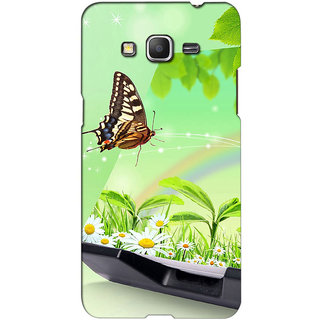 Instyler Premium Digital Printed 3D Back Cover For Samsung Glaxy Grand Max 3DSGGMDS-10276