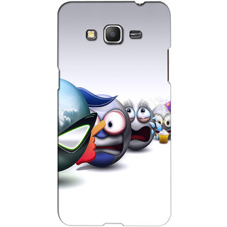 Instyler Premium Digital Printed 3D Back Cover For Samsung Glaxy Grand Max 3DSGGMDS-10283