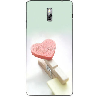 Instyler Premium Digital Printed 3D Back Cover For One Plus 2 3D1PLUS2DS-10111