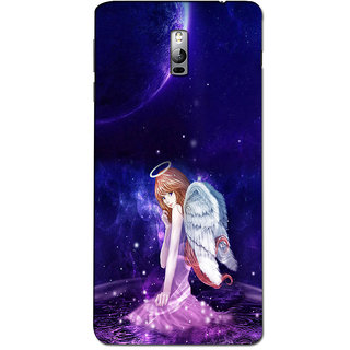 Instyler Premium Digital Printed 3D Back Cover For One Plus 2 3D1PLUS2DS-10131
