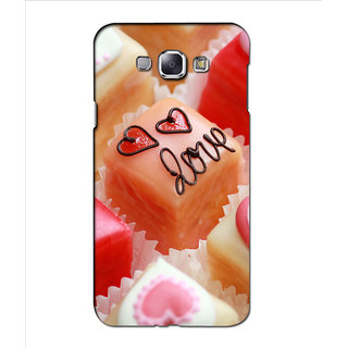 Instyler Premium Digital Printed 3D Back Cover For Samsung Glaxy A8 3DSGA8DS-10123