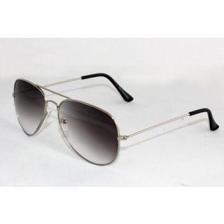 Sunglasses (Aviator) In Lavish Black & White Shade