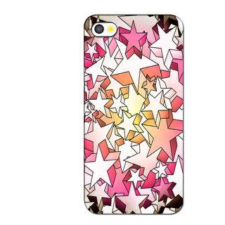 Instyler Premium Digital Printed 3D Back Cover For Apple I Phone 5S 3DIP5SDS-10130