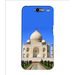 Instyler Premium Digital Printed 3D Back Cover For Infocus M812 3DINFOCUSM812DS-10076