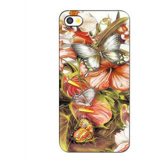 Instyler Premium Digital Printed 3D Back Cover For Apple I Phone 5 3DIP5DS-10173