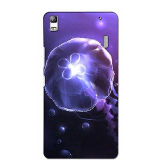 Instyler Premium Digital Printed 3D Back Cover For Lenovo A7000 3DLEN7000DS-10158