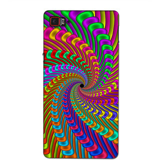 Instyler Premium Digital Printed 3D Back Cover For Lenovo Vibe Z2 Pro K920 3DLENK920DS-10274