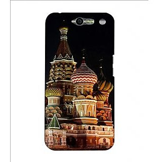 Instyler Premium Digital Printed 3D Back Cover For Infocus M812 3DINFOCUSM812DS-10108