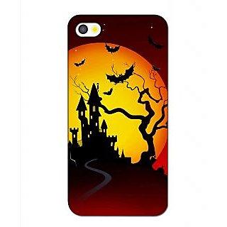 Instyler Premium Digital Printed 3D Back Cover For Apple I Phone 4 3DIP4DS-10115