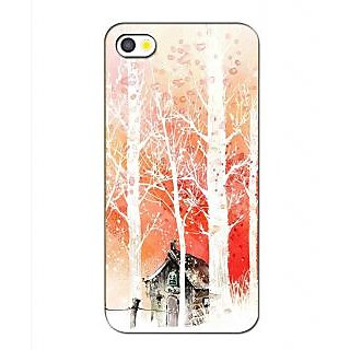 Instyler Premium Digital Printed 3D Back Cover For Apple I Phone 4 3DIP4DS-10120