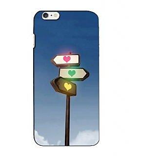 Instyler Premium Digital Printed 3D Back Cover For Apple I Phone 6S 3DIP6SDS-10201