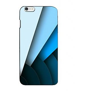 Instyler Premium Digital Printed 3D Back Cover For Apple I Phone 6 Plus 3DIP6PDS-10219
