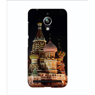 Instyler Premium Digital Printed 3D Back Cover For Asus Zen Fone Go 3DASUSGODS-10108