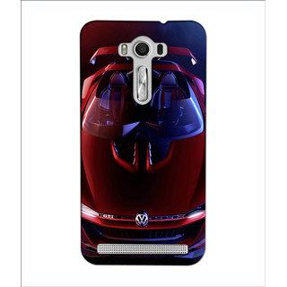 Instyler Premium Digital Printed 3D Back Cover For Asus Zen Fone 2 Laser Ze 550 Kl 3DASUSZE550KLDS-10225