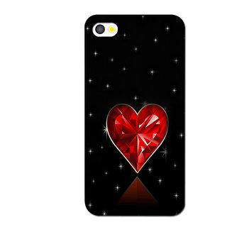 Instyler Premium Digital Printed 3D Back Cover For Apple I Phone 4 3DIP4DS-10125