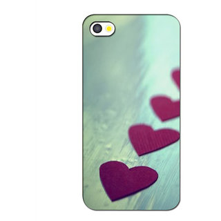 Instyler Premium Digital Printed 3D Back Cover For Apple I Phone 5S 3DIP5SDS-10281