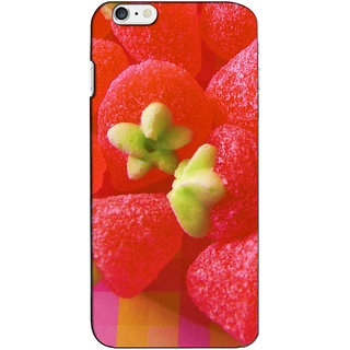 Instyler Premium Digital Printed 3D Back Cover For Apple I Phone 6 Plus 3DIP6PDS-10260