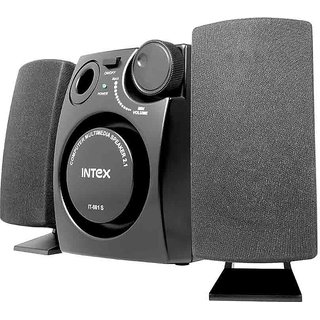 Intex IT-881S 2.1 Desktop Speakers - Black