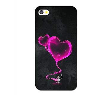 Instyler Premium Digital Printed 3D Back Cover For Apple I Phone 4S 3DIP4SDS-10202