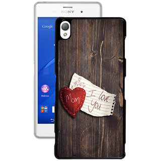 Instyler Digital Printed Back Cover For Sony Xperia Z3 SONYZ3DS-10263
