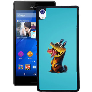 Instyler Digital Printed Back Cover For Sony M4 SONYM4DS-10175