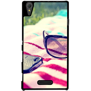 Instyler Digital Printed Back Cover For Sony Xperia T3 SONYT3DS-10216