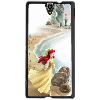 Instyler Digital Printed Back Cover For Sony M5 SONYM5DS-10142