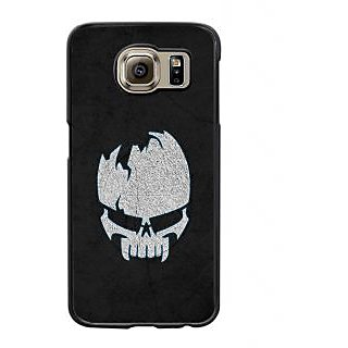 Instyler Digital Printed Back Cover For Samsung Galaxy S6 SGS6DS-10203