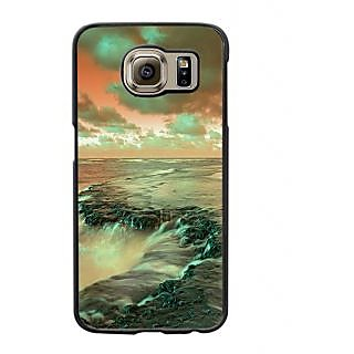 Instyler Digital Printed Back Cover For Samsung Galaxy S6 Edge SGS6EDS-10270