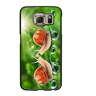 Instyler Digital Printed Back Cover For Samsung Galaxy S6 Edge SGS6EDS-10275