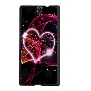 Instyler Digital Printed Back Cover For Sony Xperia -C5 Dual SONYC5DDS-10242