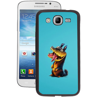 Instyler Digital Printed Back Cover For Samsung Galaxy Mega 5.8 SGM5.8DS-10175