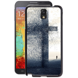 Instyler Digital Printed Back Cover For Samsung Galaxy Note 3 SGN3DS-10259