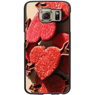Instyler Digital Printed Back Cover For Samsung Galaxy S6 SGS6DS-10210