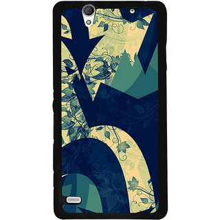Instyler Digital Printed Back Cover For Sony C4 SONYC4DS-10209