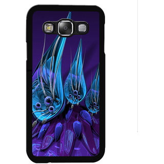 Instyler Digital Printed Back Cover For Samsung Galaxy E7 SGE7DS-10207