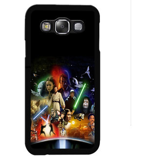 Instyler Digital Printed Back Cover For Samsung Galaxy Grand 3 SGG3DS-10256