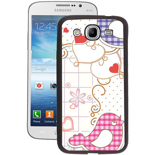 Instyler Digital Printed Back Cover For Samsung Galaxy Mega 5.8 SGM5.8DS-10253