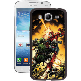 Instyler Digital Printed Back Cover For Samsung Galaxy Mega 5.8 SGM5.8DS-10296