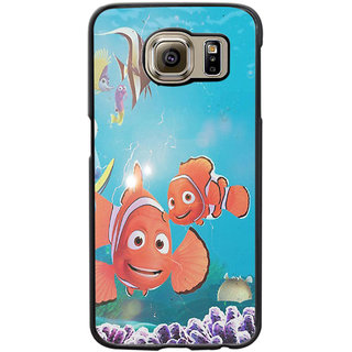 Instyler Digital Printed Back Cover For Samsung Galaxy S6 Edge SGS6EDS-10219