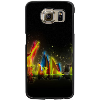 Instyler Digital Printed Back Cover For Samsung Galaxy S6 Edge SGS6EDS-10223