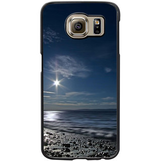 Instyler Digital Printed Back Cover For Samsung Galaxy S6 Edge SGS6EDS-10250