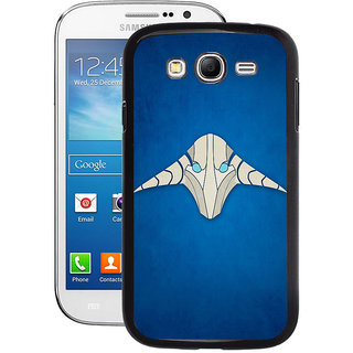 Instyler Digital Printed Back Cover For Samsung Galaxy Grand 2 SGG2DS-10187