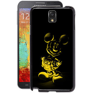 Instyler Digital Printed Back Cover For Samsung Galaxy Note 3 SGN3DS-10161