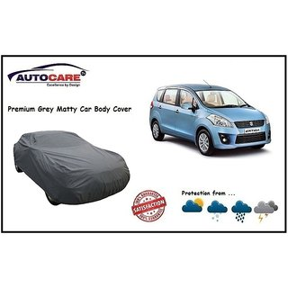 De AutoCare Grey Matty Car Body Cover For Maruti Suzuki - Ertiga