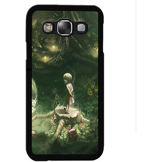 Instyler Digital Printed Back Cover For Samsung Galaxy Grand 3 SGG3DS-10204