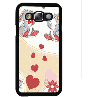 Instyler Digital Printed Back Cover For Samsung Galaxy A5 SGA5DS-10254