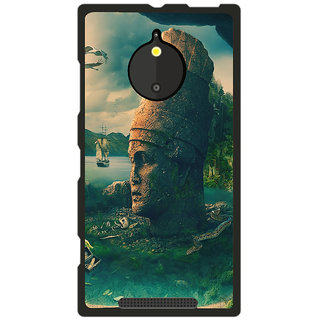 Instyler Digital Printed Back Cover For Nokia Lumia 830 NKLM830DS-10095