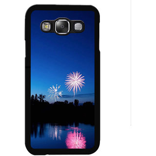 Instyler Digital Printed Back Cover For Samsung Galaxy E5 SGE5DS-10249